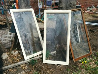 I have new and used windows and screen doors for Sale in Wichita,  KS