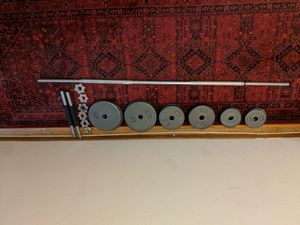 Cap Barbell Weight Set 85Lbs for Sale in San Francisco, CA