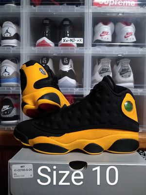 """2018 Air JORDAN 13 Retro Carmelo Melo Anthony """"Class of 2002"""" Mens Size 10 US - DS OG All for Sale in Everett, WA"""