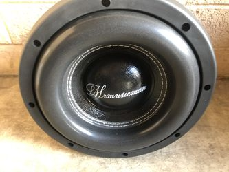 Mrmusicman DBS 10 inch Subwoofer - 1,800RMS for Sale in Tempe,  AZ