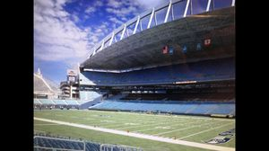 2 Seahawks Season Tickets 12th Row Patriots 49ers Cowboys Vikings for Sale in Puyallup, WA