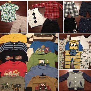 Boy 4T Clothing Bundle for Sale in San Diego, CA