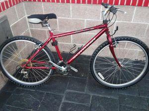 Schwinn frontier gsx red men's mountain bike for Sale in Dallas, TX