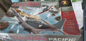 Axis & Allies Pacific Strategy Board Game for Sale in Vacaville, CA