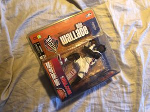 Ben Wallace ACTION FIGURE debut! #3 for Sale in Moncks Corner, SC
