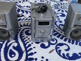Sony 5disc Cd/am fm/cassette HiFi Stereo System for Sale in Lakeland,  FL