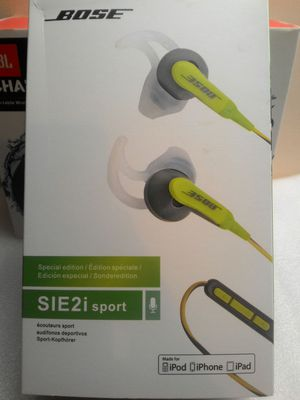 Bose SIE2i sport headphones for Sale in College Park, MD
