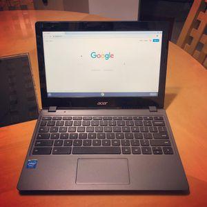 Acer Chromebook Laptop Gray for Sale in Warren, MI