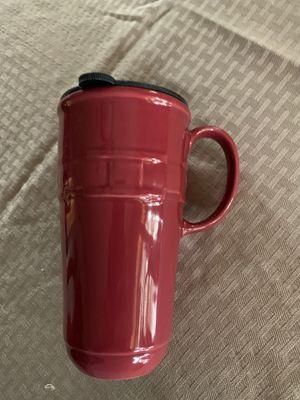 Longaberger Travel Mug for Sale in Wheat Ridge, CO