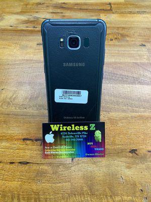 Samsung s8 active factor unlocked T-Mobile,cricket,metro pcs,straight talk,att,Verizon,sprint,boost Factor unlocked for Sale in Nashville, TN