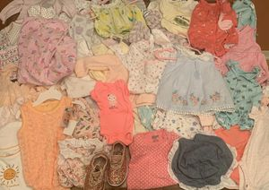 60+ Baby girl outfits 3-6 months for Sale in Mount Dora, FL
