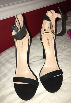 Black Heels Size 8 for Sale in Lawrenceville, GA