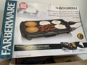 Griddle / skillet for Sale in Chino, CA