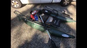 9' fishcat pontoon boat for Sale in Kirkland, WA