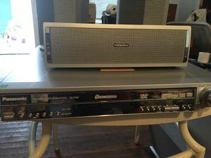Panasonic 5 disc changer-DVD home theater system for Sale in Salt Lake City, UT