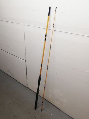Eagle Claw 503-p 2 Piece 9 ft Casting Fishing Rod for Sale in Norwalk, CT