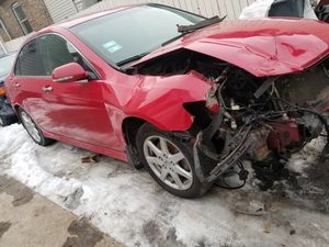 Acura tsx 05 parts good engine and good trasnmission for Sale in Chicago, IL