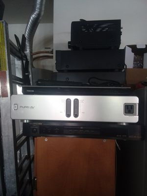 Surround sound system high-end for Sale in Las Vegas, NV