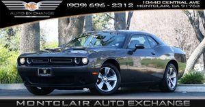 2018 Dodge Challenger for Sale in Montclair, CA