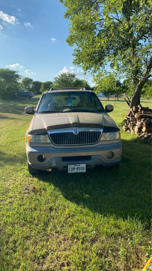 1998 Lincoln Navigator for Sale in Waxahachie, TX
