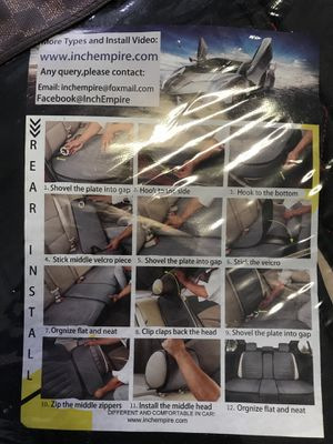 Seat cover for dogs or cats for Sale in Tamarac, FL