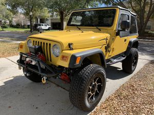 2006 Jeep TJ Wrangler for Sale in Lake Mary, FL