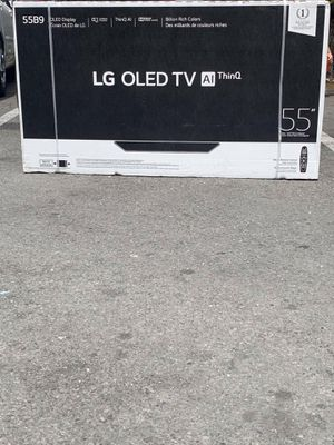 LG OLED TV A1 thinQ for Sale in Oakland, CA