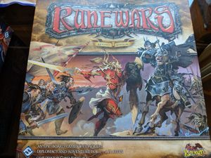 Rune Wars board game for Sale in Chatsworth, CA