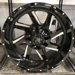 🔥🔥🔥Off-Road Rims & Tires🔥🔥🔥 Lift kits | Level kits | Financing available | no Credit Needed | no Credit check | same day installation | low payment p for Sale in Haltom City, TX