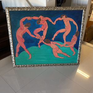 Henri Matisse Dance Replicated Oil Painting for Sale in Miami, FL