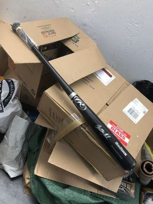 Carlton Fisk baseball bat for Sale in Brooklyn, NY