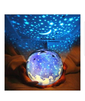 LED Universe Rotating Diamond Projection Lamp for Sale in El Monte, CA