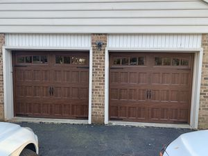 Carriage style door for Sale in Gainesville, VA