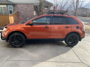 2008 Ford Edge SEL AWD, Auto, 157k new battery trade for van or 5500$ Runs great, Trade? for Sale in Aurora, CO