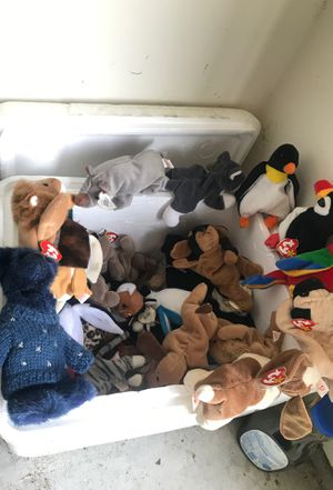 Beanie babies for Sale in Jarrell, TX