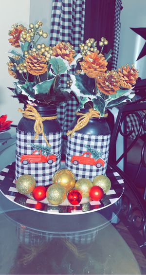Christmas centerpiece for Sale in Palm Harbor, FL