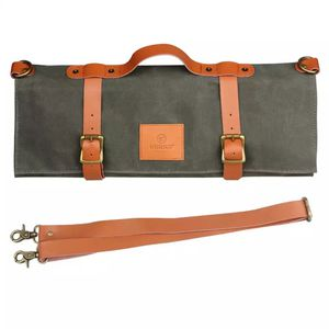 Chef Knife bag Canvas Roll for Sale in San Diego, CA