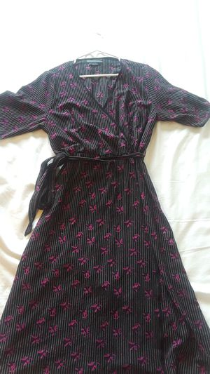 Fox & Royal Floral Wrap Dress, Size 1X for Sale in Westerville, OH