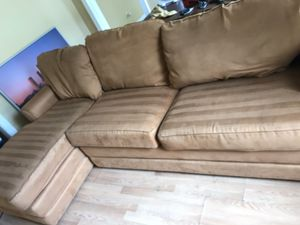 Sectional couch *NEED GONE / OBO for Sale in Tampa, FL
