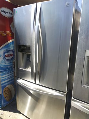 Kenmore Elite French Door Stainless Fridge for Sale in Chino Hills, CA