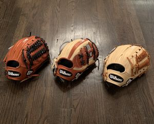 Wilson A2K Infield/Pitcher's Mitt (Price is for 1 Glove) for Sale in Chicago, IL