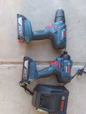 Bosch set drills for Sale in Imperial, CA