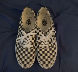 Vans authentic blur checkerboard for Sale in Denver, CO
