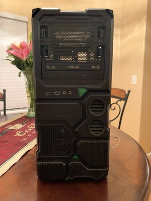 Apevia Green Mid Tower Pc Case for Sale in Fresno, CA