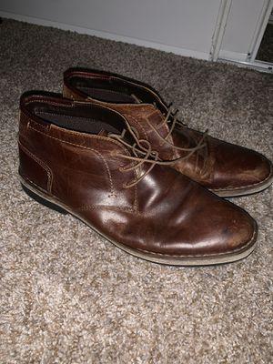 Steve Madden Harken Cognac Leather Size 10.5 for Sale in Scottsdale, AZ