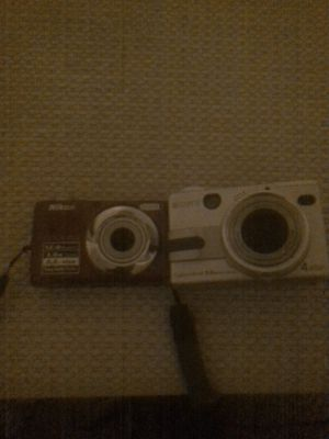 Nikon and Sony cameras for Sale in Cleveland, OH