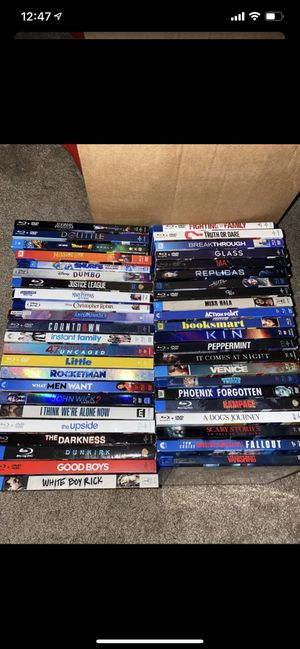Movies set for Sale in WHT SETTLEMT, TX