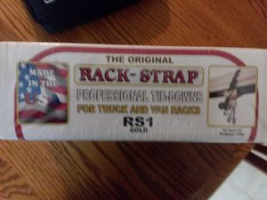 Rack tie straps for Sale in Pismo Beach, CA