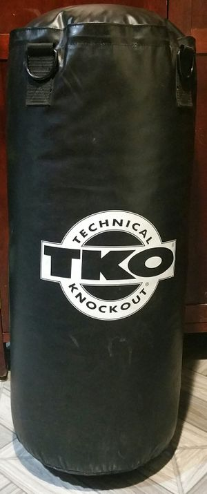 Technical Knock Out Martial Art Boxing Punching Bag for Sale in Chicago, IL