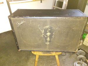 Fender Bassman cabinet for Sale in Meherrin, VA